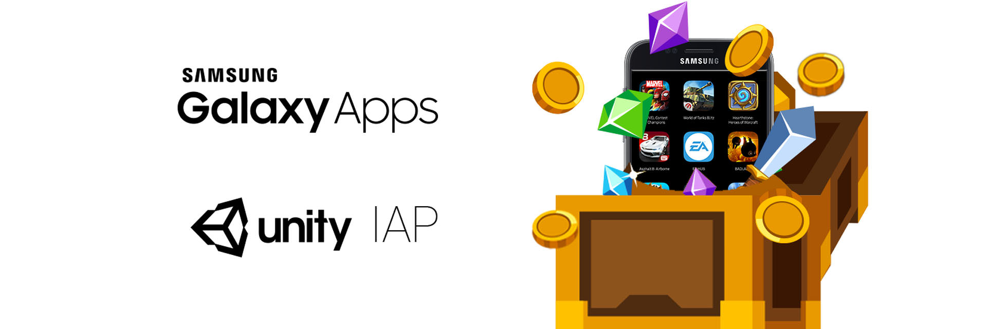 Drive Revenue Across Platforms With Unity's In-App Purchase API for Samsung and Tizen Stores