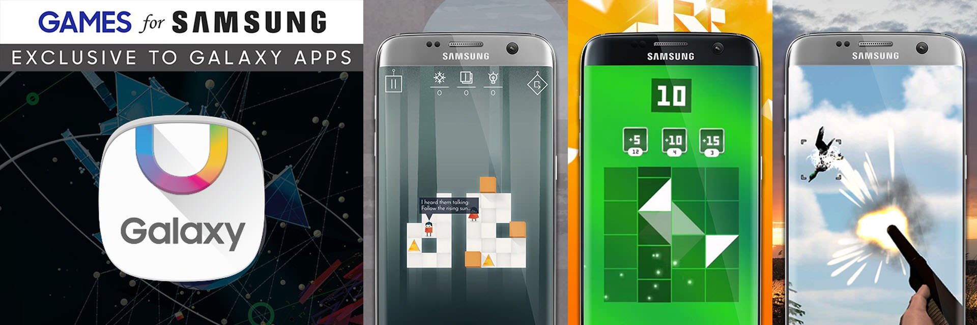 Games For Samsung is Growing With New Unity Partners
