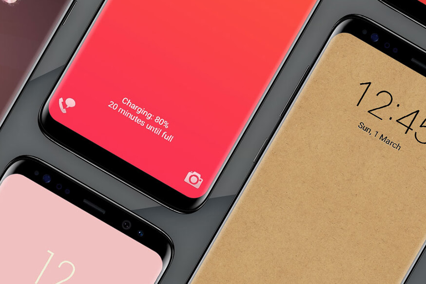 Designing Themes for Samsung Devices