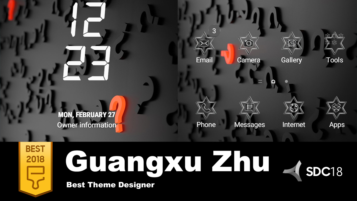 'Best of 2018': Zhu Guangxu Focuses on Quality to Create Popular Theme Designs