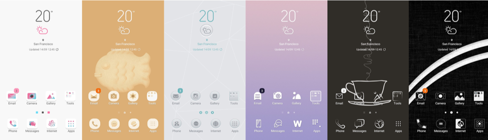 WOW! Submitting A Great Mobile Device UI Themes Portfolio (Webinar)