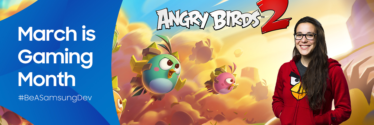 Rovio's Laura de Llorens Garcia Says Good Game Design Starts with Putting the Player First