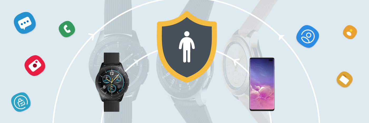 Galaxy Watch: Working With User Privacy-Related Permissions In Tizen .NET Applications