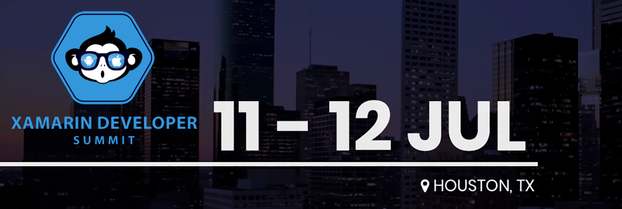 Houston, We've Got a Conference! Meet Us At The Xamarin Developer Conference