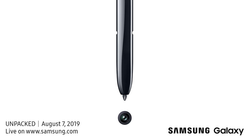 Samsung Galaxy UNPACKED 2019: The Next Galaxy