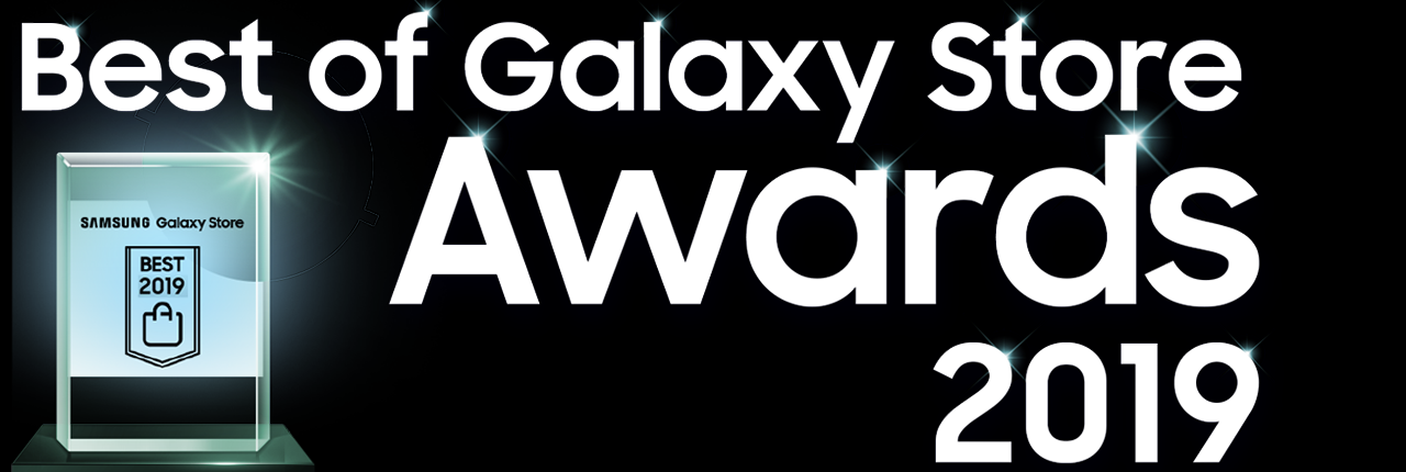 Best Of Galaxy Store Awards 2019 Announcement