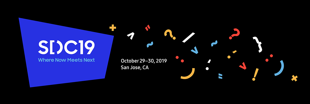 Samsung Developer Conference 2019 Presale Tickets Available Now