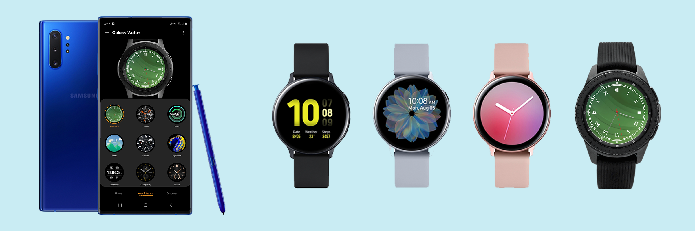 Getting Started with Watch Face Development Using the Tizen Web API